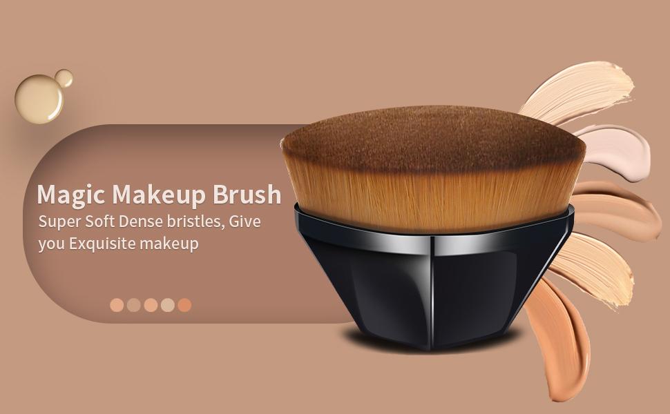 Magic Makeup Brush