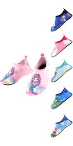 kids boys girls water shoes