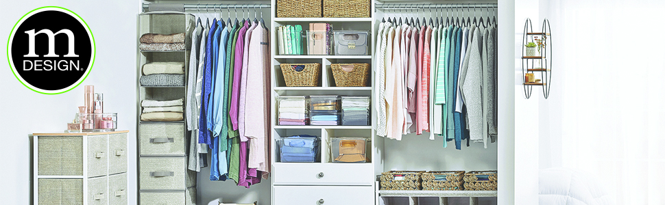 closet hanging wall mount dresser plastic drawer divider satin pattern print