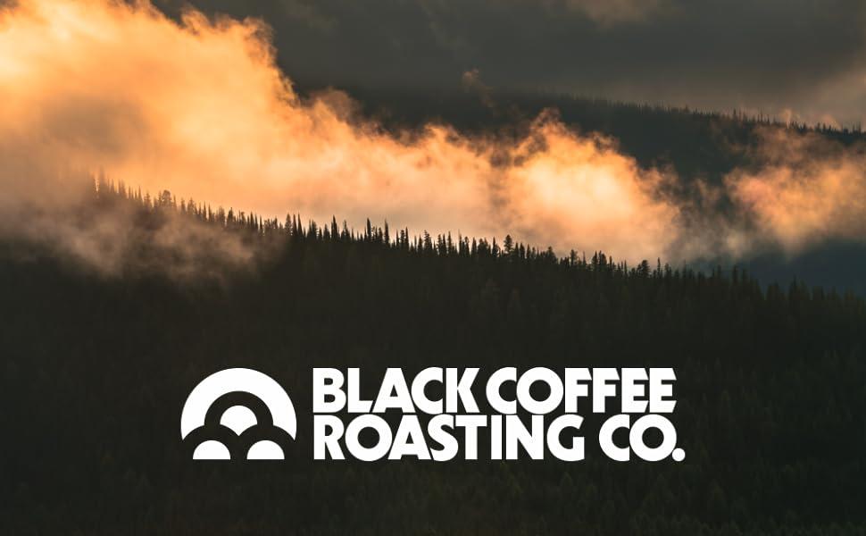 black coffee roasting company