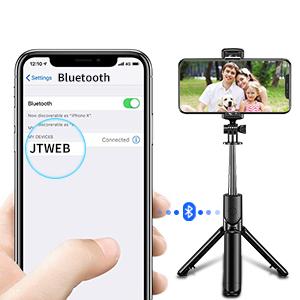 Einfache Verbindung zur Bluetooth-Steuerung