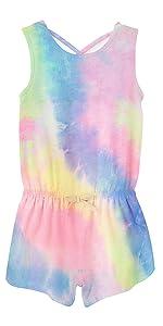 color block clothes set