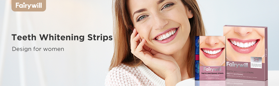 teeth whitening strips sensitive