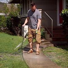 garden hose 75 ft