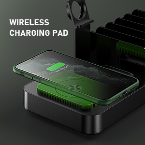 10W  Wireless charging PAD