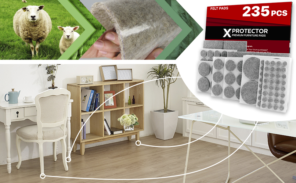 x-protector furniture pads chair leg floor protectors furniture sliders felt furniture pads feet