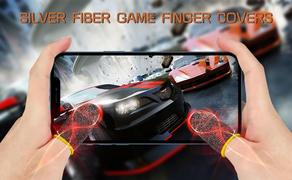 screen finger sleeve