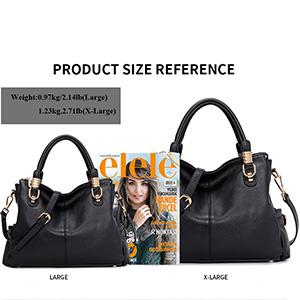 leather hndbag