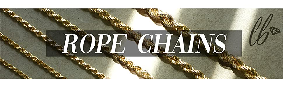 Rope Chain Banner
