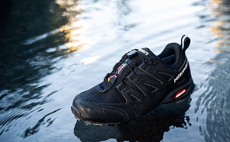Trail Running Shoes Mens Women Waterproof Walking Shoes Low Rise Trekking Hiking