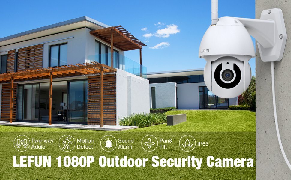 lefun outdoor security