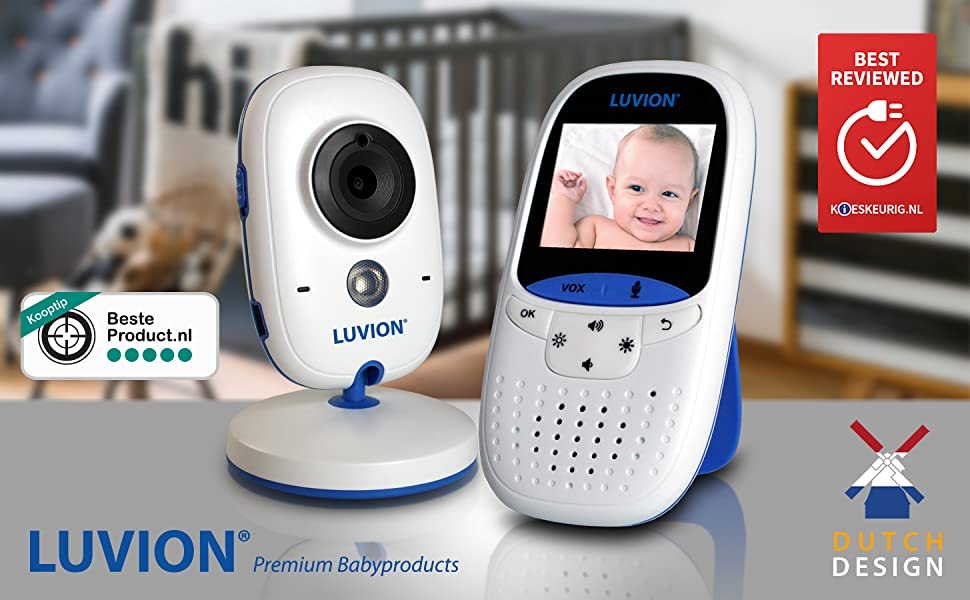 luvion, babyphone, babyfoon, babymonitor, baby monitor, baby