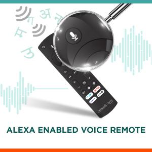 Alexa Enabled Voice Remote