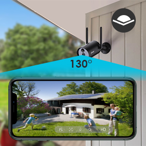 1080P WiFi Surveillance Camera