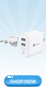 usb wall charger with eu plug