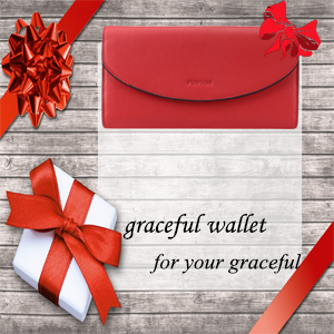graceful wallet for your girl