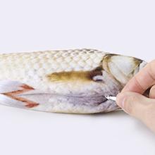cat fish toy
