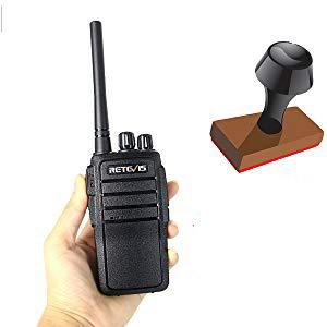 walkie talkies hand free