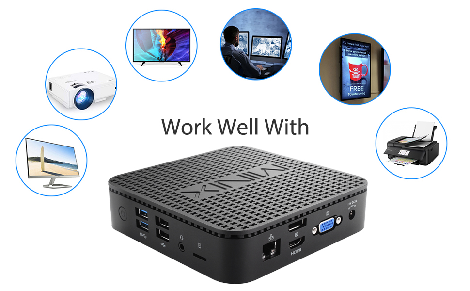 work well with more devices