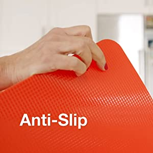 waffle knit pattern non slip chopping board