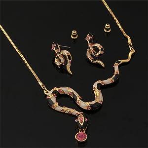 crystal snake
