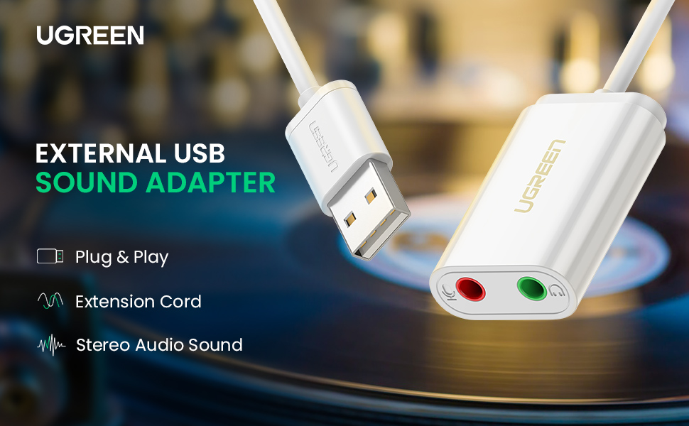 external usb sound card