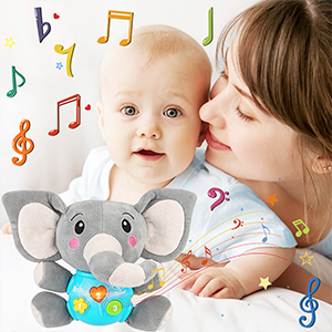 music baby toys 0-6 month