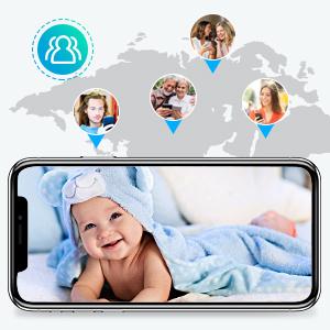 baby care camera