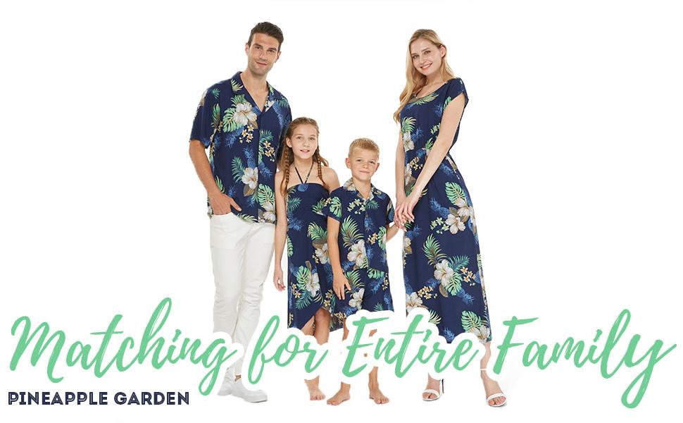 Hawaii Hangover Family set