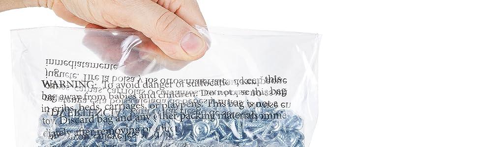 self-sealing strong sealer suffocation warning shipping packaging mailing 6x9 8x10 9x12 11x14 12x18