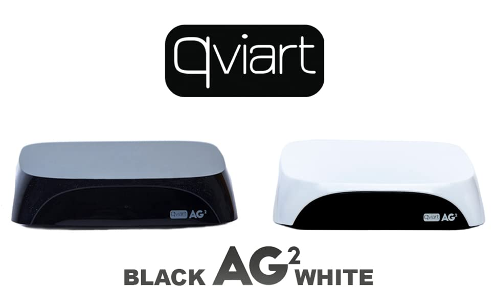 Qviart AG2 Receptor Streaming 4K UHD Ott Android 7 LAN y WiFi ...