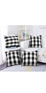 Farmhouse Decor Pillow Covers