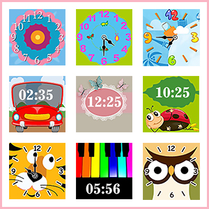 Time Page