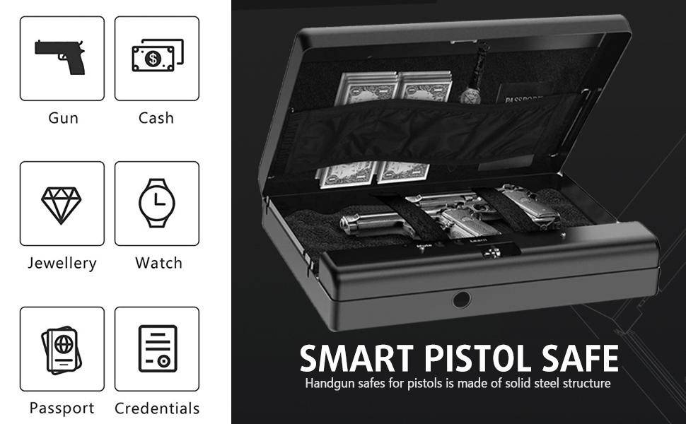 gun safety vault
