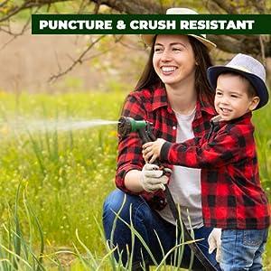 Puncture & Crush Resistant