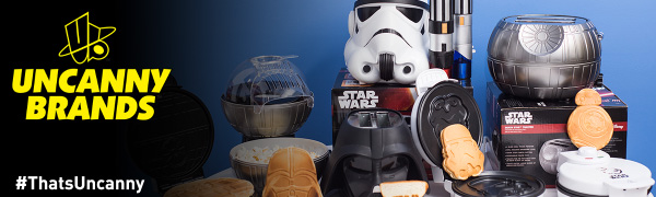 Uncanny Brands Pop Culture Small Appliances Star Wars