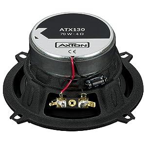 Axton Atx100 10 Cm 2 Way Coaxial Elektronik