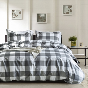 Yasosing Home Bedding 3 Piece Duvet Cover Set