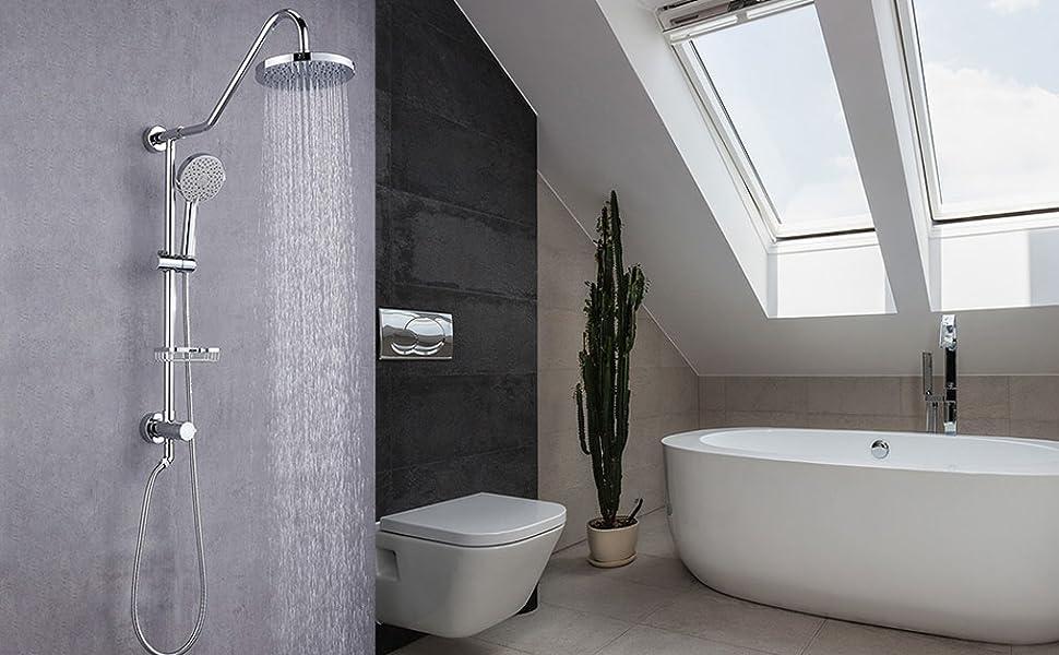 Aolemi Retrofit Shower Faucet