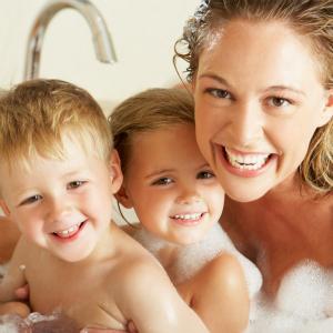 Bath bombs for family kids mom women friend girl