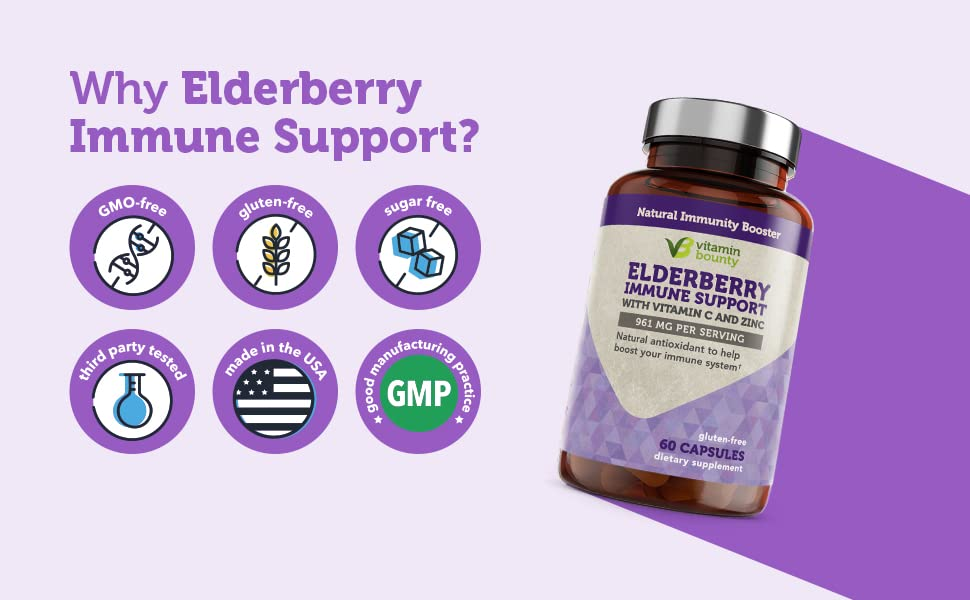 why elderberry