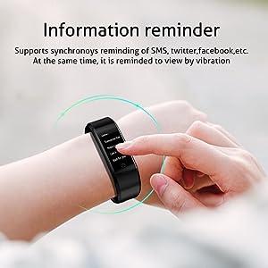 Information Reminder