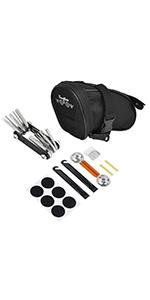 WOTOW Bike Repair Tool Kits amp; Saddle Bag
