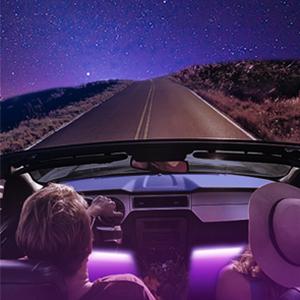 car light interior