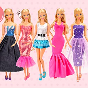 barbie clohthes