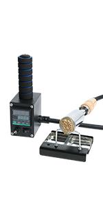 Handheld stamping machine