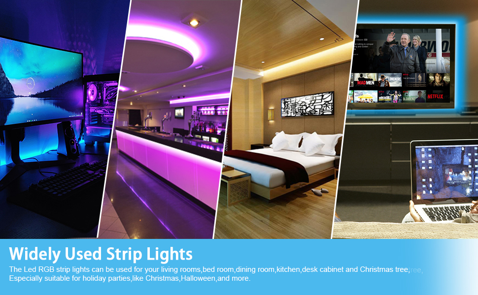 Widely Used Strip Lights