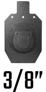 3/8 in AR500 Steel