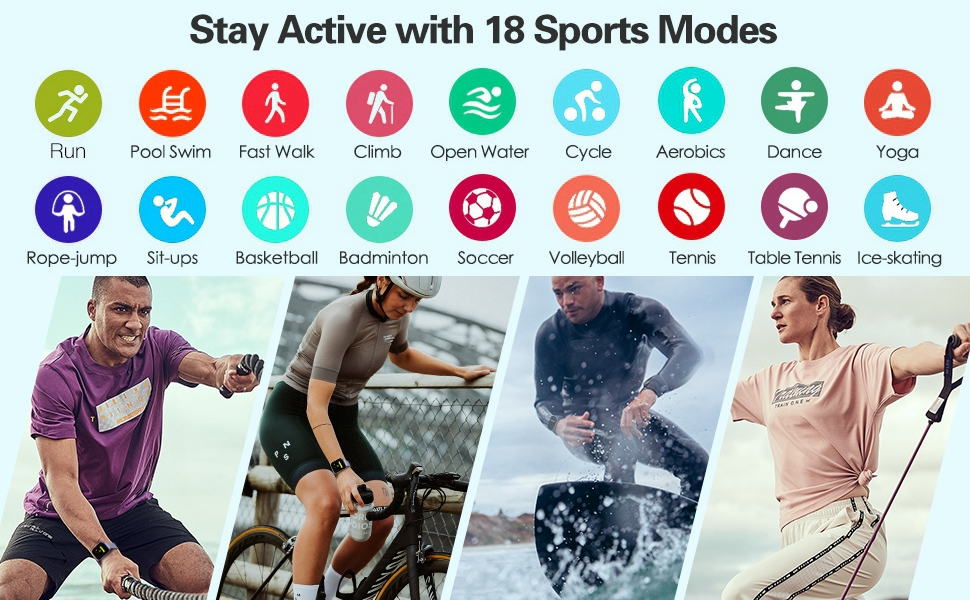 18 Sports Mode