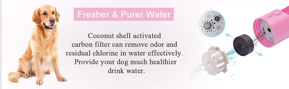 Fresher Purer water